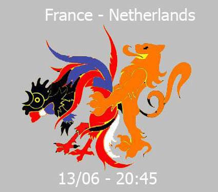 Nederland Frankrijk Frankrijk Nederland Mad