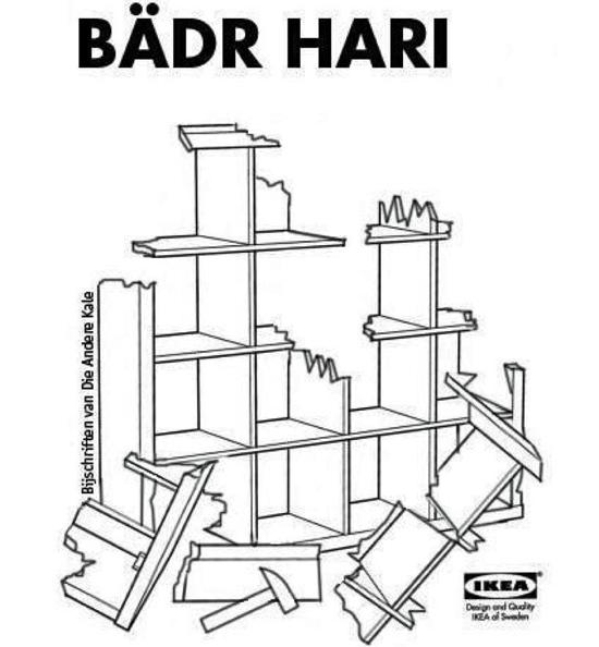 Nieuw bij IKEA: BADR HARI - MAD Media Magazine